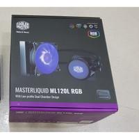 Cooler Master MasterLiquid ML120L RGB AIO CPU Liquid Cooler