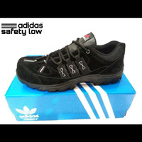 Sepatu Boots Adidas Safety Low Suede