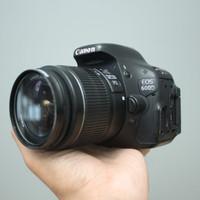 CANON 600d kit 18-55mm IS II LENGKAP