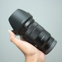 LENSA SONY E 18-105mm f4 OSS PZ LENGKAP