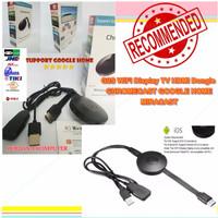 G2S WiFi Display TV HDMI Dongle CHROMECAST GOOGLE HOME MIRACAST