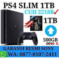 PS4 Slim 500GB CUCH 2016A