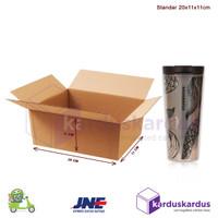 KARDUS   BOX   KARTON PACKING ( 20 x 11 x 11 )