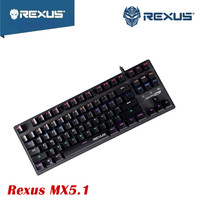 Rexus MX5.1 TKL Legionare Mechanical Gaming Keyboard - RX-MX5.1