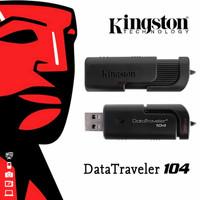 FlashDisk Kingston 32GB DataTraveler DT104 USB 2.0 Flash Drive