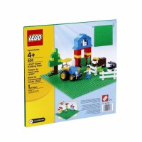 BIG SALE LEGO Brick and More Lego Green Building Plate AP