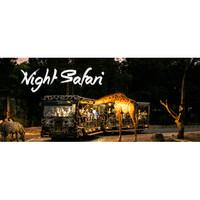 Tiket Masuk NIGHT SAFARI with TRAM SAFARI SINGAPORE (Child)