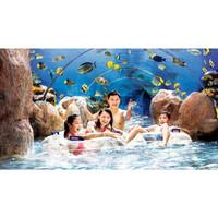 Tiket Masuk Adventure Cove Wterpark Singapore (Child)