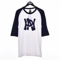BALTIMORE / Men Raglan Tshirt Combination - Premium Nation Original