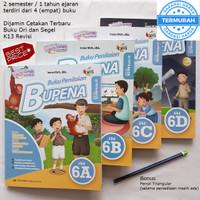 Paket Lengkap Buku Bupena SD Kelas 6 Erlangga