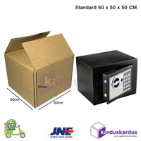 KARDUS | BOX | KARTON PACKING ( 50 x 50 x 50 ) JUMBO BESAR DAN KOKOH