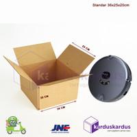 KARDUS | BOX | KARTON PACKING ( 36 x 25 x 20 ) POLOS BARU