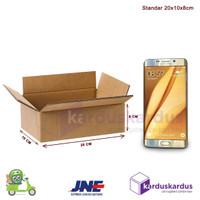 Kardus - Karton - Box Polos - 20x10x8