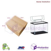 KARDUS | BOX | KARTON PACKING (30 x 25 x 20 )