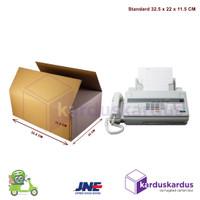 Kardus - Karton - Box Polos - 32.5x22x11.5