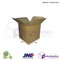 KARDUS | BOX | KARTON PACKING ( 15 x 15 x 15 )