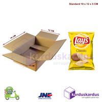 KARDUS | BOX | KARTON PACKING ( 19 x 12 x 5 )