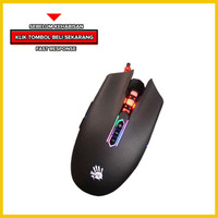 Mouse Gaming BLOODY Q80 - Mouse LED Komputer - Mouse Laptop