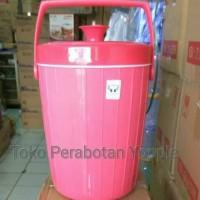 Rice Bucket / Ice bucket / Termos Nasi / Termos es Maspion 10 liter