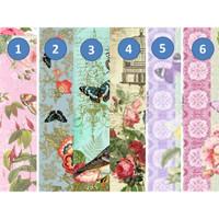 Kertas Scrapbook - Butterfly B1-6_DP19 Design