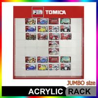 Rak Tomica Header Edition Isi 48 Kardus Nyemplung JUMBO + LIGHTING