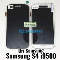 LCD Touchscreen + Frame Fullset Original Samsung Galaxy S4 i9500
