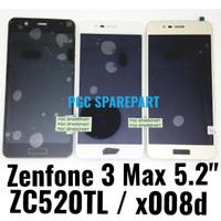"""Original OEM LCD Touchscreen Fullset Zenfone 3 Max 5.2"""" ZC520TL x008d"""