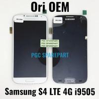 LCD Touchscreen +Frame Fullset Original Samsung Galaxy S4 Lte 4G i9505