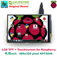 "LCD WAVESHARE 4.0"" 4.0 inch (B) TFT LCD Touchscreen Raspberry Pi 3B +"