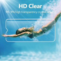OPPO REALME 5 PRO TEMPERED GLASS CLEAR SCREEN GUARD PROTECTOR 9H