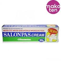 SALONPAS CREAM 30 GR