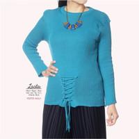 Atasan rajut murah |lacita | baju wanita murah | baju kuliah