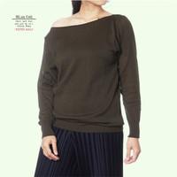 baju rajut murah | milea knit | atasan baju wanita murah |