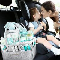 Kinderkeen Multipurpose Caddy Bag - Grey