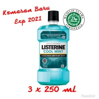 Listerine Mouth wash 750 mL Cool Mint