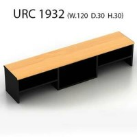 Rak Resepsionist Uno Classic 120cm