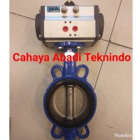 """Butterfly Valve Actuator Pneumatic 4""""(inch)"""