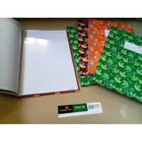 Buku Tulis Hard Cover Folio 100 Lembar - Paperline