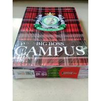 Buku Tulis Big Boss Campus 50 Lbr 10 Buku - Sidu
