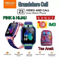 IMOO Z5 WATCH PHONE HD VIDEO CALL GARANSI RESMI