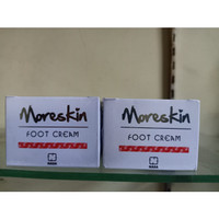 Moreskin Foot Cream Original Nasa