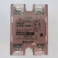 OMRON SOLID STATE RELAY G3NB-220B-1