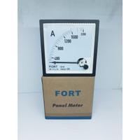 ANALOG PANEL METER VIA CT/5A CLASS1.5 FT-96A
