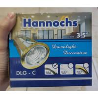 HANNOCH DOWNLIGHT DECORATIVE DLG-C 3.5