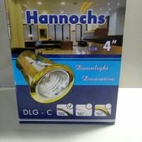 "HANNOCHS DOWNLIGHT DECORATIVE DLG-C 4"""