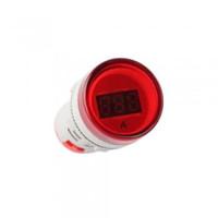 PILOT LAMP LED WITH VOLT + AMPER METER AD116-2DSAV