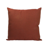 Nestudio Pauline Red Cushion Cover with Inserter [45x45 cm]