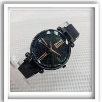 jam tangan wanita guccii magnet rantai pasir water resist super by gal