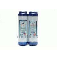 GAC Granular Activated Carbon Dewater untuk Filter Air / RO 10 inch
