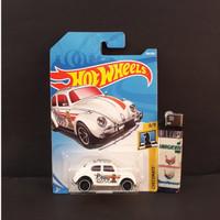 Pajangan Mainan Diecast Hotwheels Murah Volkswagen Beetle
